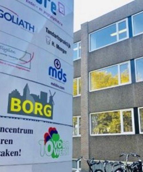 Borg gebouw